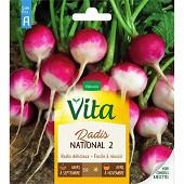 Vita Vilmorin radis national 2