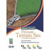 Pelouse terrain sec 3 kg renov green