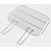 Verciel  grille simple de remplacement barbecue holiday  45.5x34.5 cm réf 474836PR