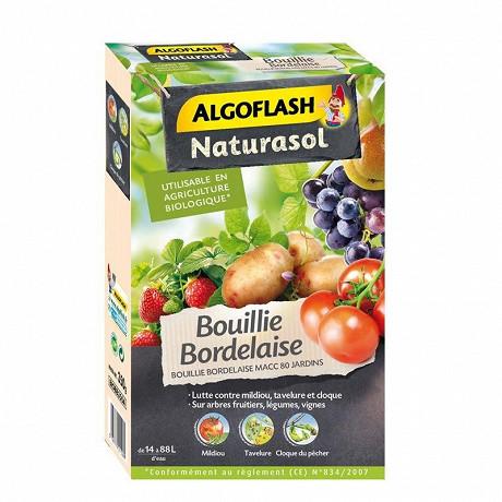 Algoflash Naturasol bouillie bordelaise 350 g