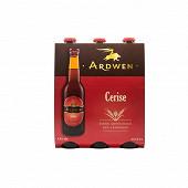 Ardwen Cerise pack 6X33cl 4,5% Vol.