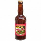 Bière aromatiséee cerise 50cl 5.5% Vol.