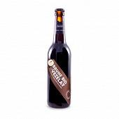 Brasserie de Vezelay bière brune bio 50 cl 5,5% Vol. Pur malt