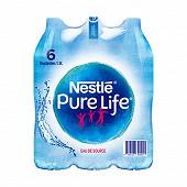 Nestlé Pure Life eau de source 6x1,5L