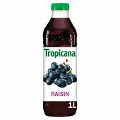 Tropicana pur jus de raisin du languedoc 1l
