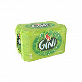 Gini Bitter Tonic boites 6x33cl