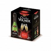 Charles Volner vin mousseux de qualité Brut de 6 x 75cl 11.5%Vol