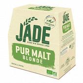 Jade bière 6 x 25 cl Vol.4.5%