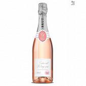 L'âme du terroir crémant de Bourgogne rosé 75cl 12% Vol.