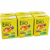 Nature bio pur jus multifruits  6 x 20cl