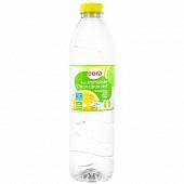 Cora eau aromatisée plate citron-citron vert pet 1.5l