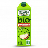 Pressade nectar bio pomme brique 1.5 l