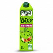 Pressade nectar bio multifruits brick 1l