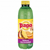Pago cocktail multivitamine 75cl