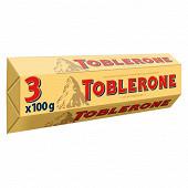 Toblerone au lait 3x100g