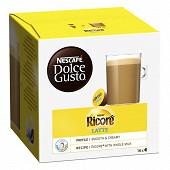 Nescafé Dolce Gusto Ricoré Latte, capsule café - x16 dosettes