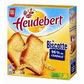 Lu heudebert biscottes nature 290g