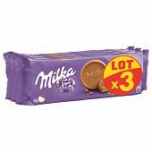Milka choco suprême lot de 3 x 180g