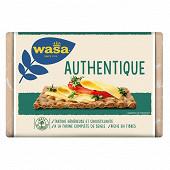 Wasa tartine croustillante authentique au seigle 275g