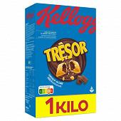 Kellogg's tresor chocolat au lait 1kg