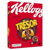 Kellogg's trésor chocolat noisette 375g