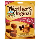 Werther's original caramel tendre chocolat sachet 180g