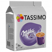 Tassimo milka x8 240g