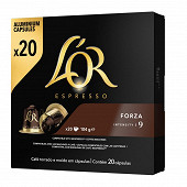 L'or capsules forza x20 104g