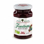Rigoni di asiago fiordifruta fruits rouges bio 250g