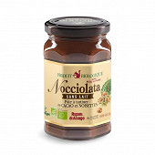Nocciolata sans lait pâte à tartiner cacao noisette bio 350g