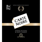 Carte Noire 2x250g