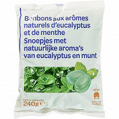 Bonbons menthe eucalyptus 240g