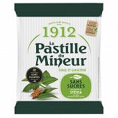 Tradition 1912 mini pastille du mineur sans sucres 100g