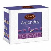Cémoi dragées amandes violette 375g