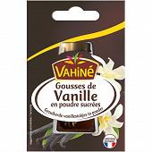 Vahiné vanille en poudre 7g
