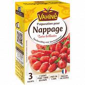 Vahiné nappage pour tarte 21g