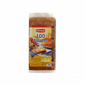 Corvisart biscottes 100 tranches 750g