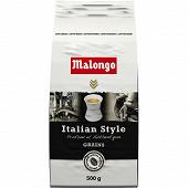 Malongo italian style grains 500g