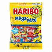 Haribo mega fête sachet multipack 1kg
