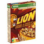 Lion céréales caramel et chocolat 400g