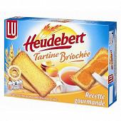 Lu heudebert tartine briochée 320g