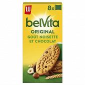 Lu belvita goût noisette et chocolat 400g