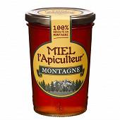Miel l'apiculteur miel de montagne pot verre 500 g