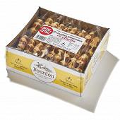 Biscuiterie bourdon gaufres liégeoises individuelles 12+6 offertes 990g