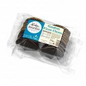 Biscuiterie bourdon gaufres fines chocolat paquet 370 g