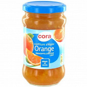 Cora confiture d'orange allégée 335g