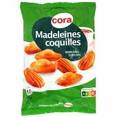 Cora madeleines aux oeufs frais 500g