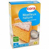 Cora préparation moelleux nature 435g