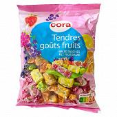Cora tendres goûts fruits 360g