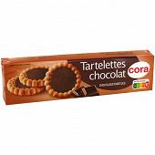 Cora tartelettes chocolat 150g